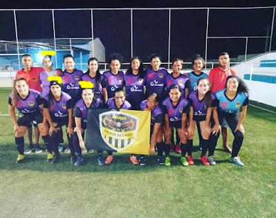 Atletas de Monteiro jogam mais uma partida pela Copa Marta de fut 7 feminino e se destacam