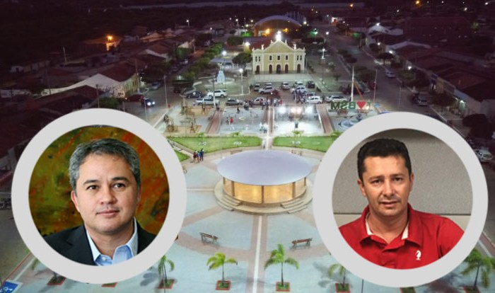 Em apenas dois meses, deputado Efraim Filho destina mais de R$ 1 milhão para cidade do Cariri