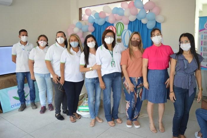 Secretarias de Saúde e Assistência Social de Sumé realizam a III Semana do Bebê
