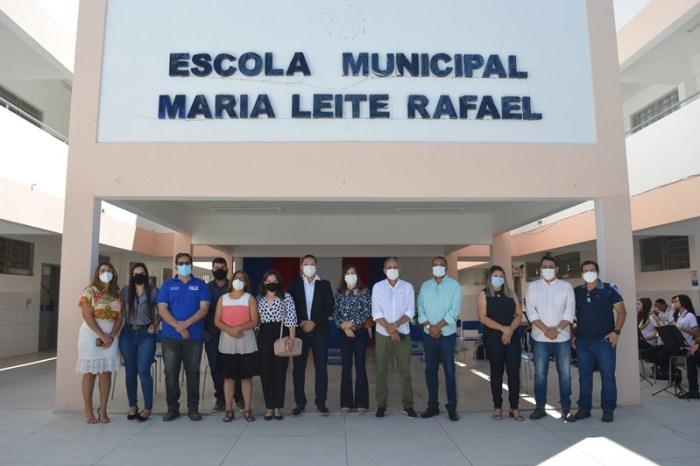 IFPB e Prefeitura inauguram Polo de Educação à Distância em Sumé