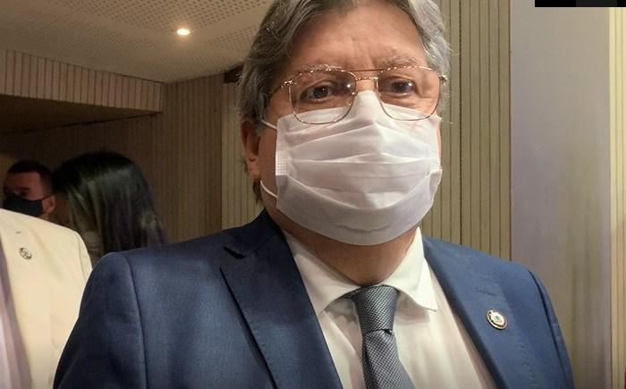 """PT decide manter apoio a João e quer ampliar união de """"forças progressistas"""""""