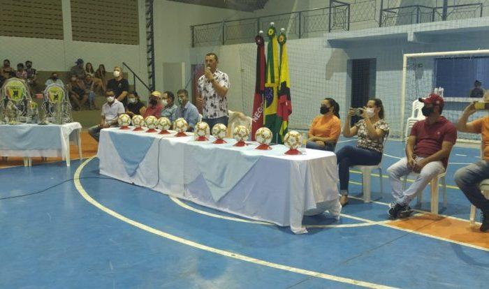Prefeitura de São Domingos do Cariri inicia 4º Campeonato Municipal de Futsal