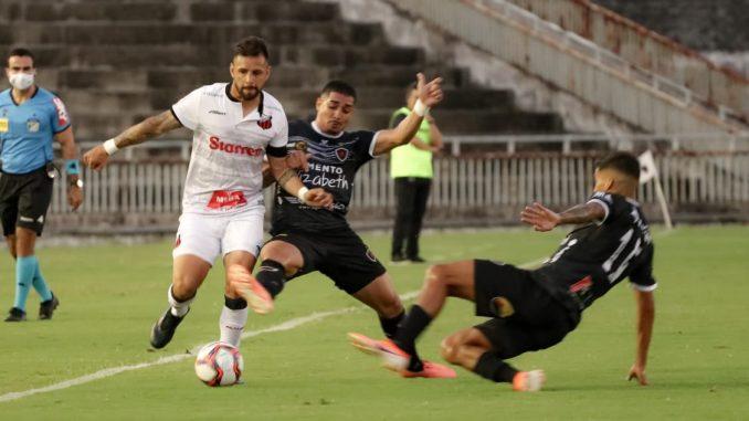 Botafogo-PB perde para o Ituano no primeiro jogo do quadrangular do acesso para a Série B