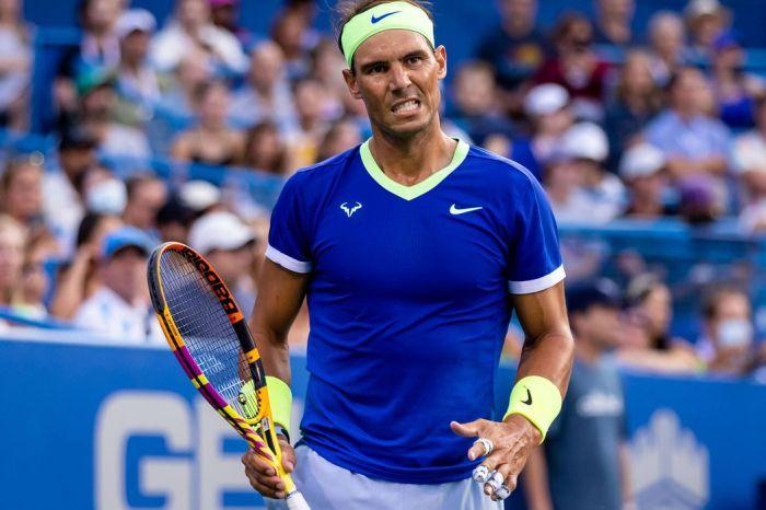 Lesionado, Rafael Nadal diz não saber quando voltará a jogar tênis