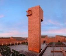 Museu Labirinto de Ciências e Artes, San Luis Potosí, México, 2006<br />Legorreta+Legorreta  [website do escritório]
