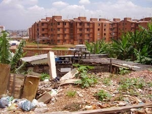 Building built by the State Government [Acervo Superintendência Gestão de Favelas – CDHU]