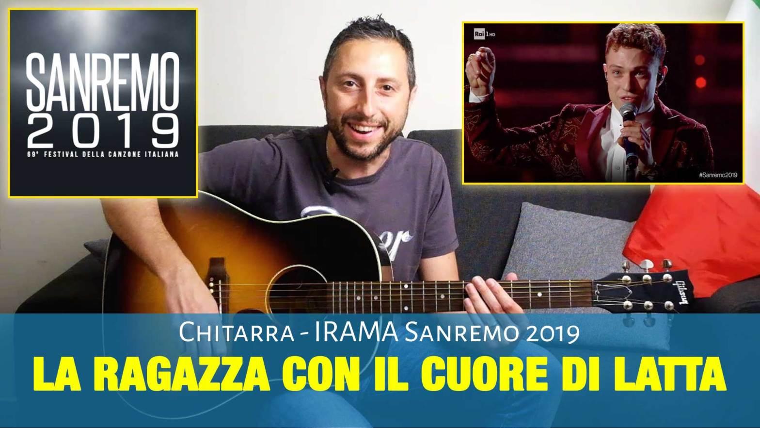 Vittorio vigilante chitarra archivi vittorio vigilante for Irama la ragazza con il cuore di latta