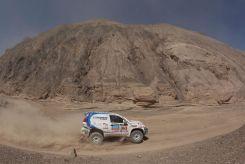Foj camí de les dunes d'Iquique // Foj Motorsport Coopertires