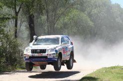 L'aventura de Foj només ha durat 5 etapes // Foj Motorsport Coopertires