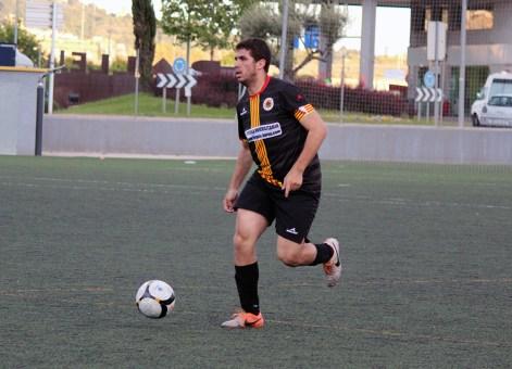 El capità Andreu Margarit, que es perd el duel de la setmana vinent // Jose Polo