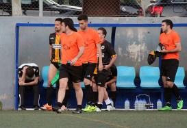 Joan Garcia, mirant amb els ulls a la gespa, després de la derrota // Jose Polo