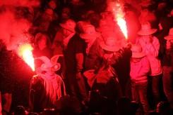 El foc, protagonista de la Festa Major // Jose Polo
