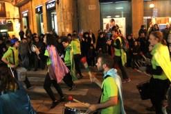 El ritme el posaven grups de batucada // Jordi Julià