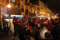 La comitiva del rei Baltasar // Jordi Julià
