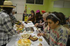 En acabar, s'ha dut a terme un berenar i un concurs de pastissos // Elisenda Colell