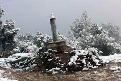 La neu ha agafat a les zones de muntanya // Jose Polo