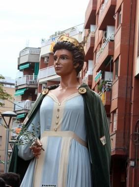 Gegants Festa Major Molins de Rei 15