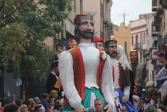 El noble Gómez González de Butrón encapçalava la comitiva basca // Jordi Julià