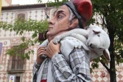 Gegantó de Corbera de Llobregat // Jordi Julià