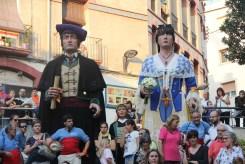 La Passada dels Gegants Nous ha estat la primera cercavila a casa // Jordi Julià