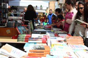 Una de les llibreries participants // Jose Polo