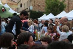 Sant Jordi 2018 FOTO JOSE POLO VIU MOLINS DE REI (2)