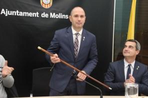 Ple Investidura Ramon Sanchez Viu Molins de Rei febrer 2019 (1)