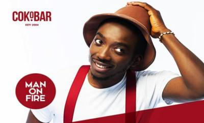 Bovi Man on Fire