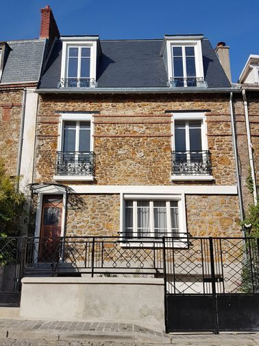 Bed and breakfast close to the Père Lachaise