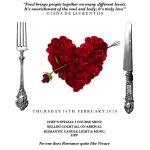 Valentine S Day Dinner 2019 At Vivace Restaurant Vivace Restaurant Bar