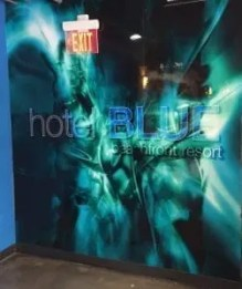 Hotel Blue in Myrtle Beach