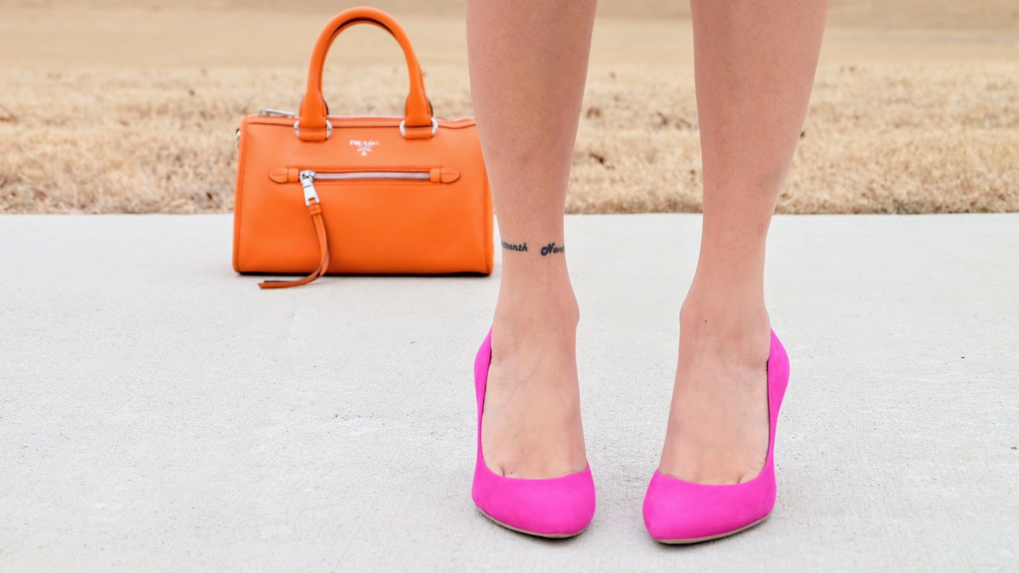 Happiness Boutique - Pink Dangle