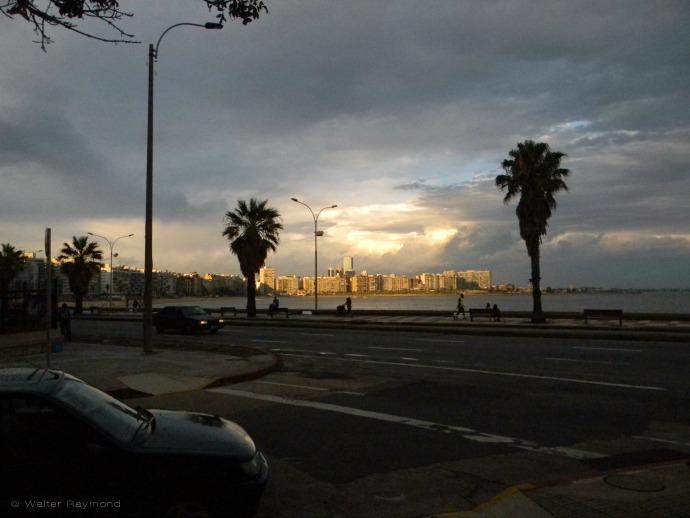 Bahía de Pocitos, Montevideo