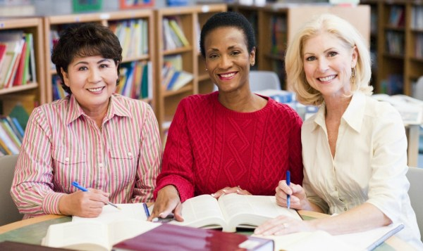 Going back to school in midlife can open the doors to an encore career