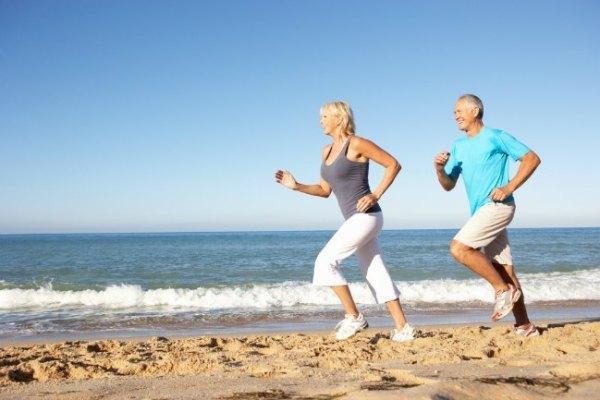 Over 65 is no longer elderly
