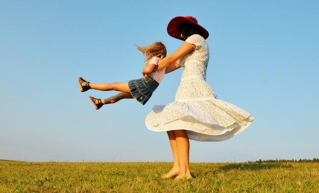Balancing Work and Motherhood At Midlife