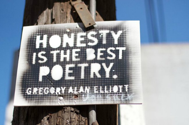 The art of being honest in life and business