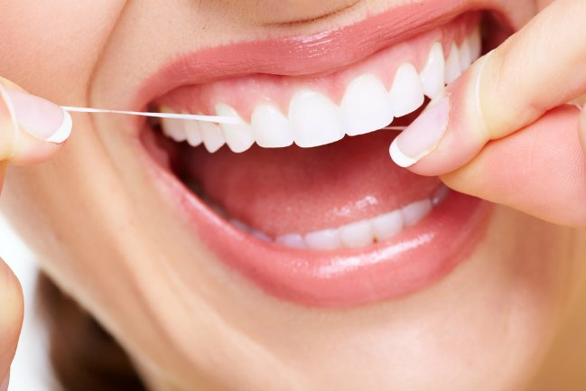How aging affects your dental health