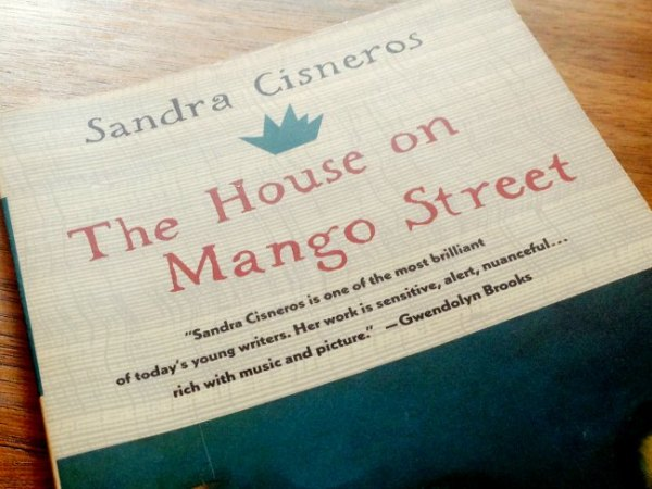 Sandra Cisneros helped me publish my first novel