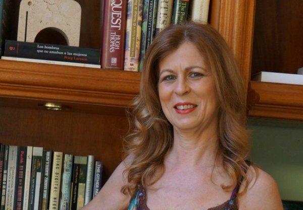 """Rosana Ubanell, autora superventas: """"Escribo lo que quiero"""""""