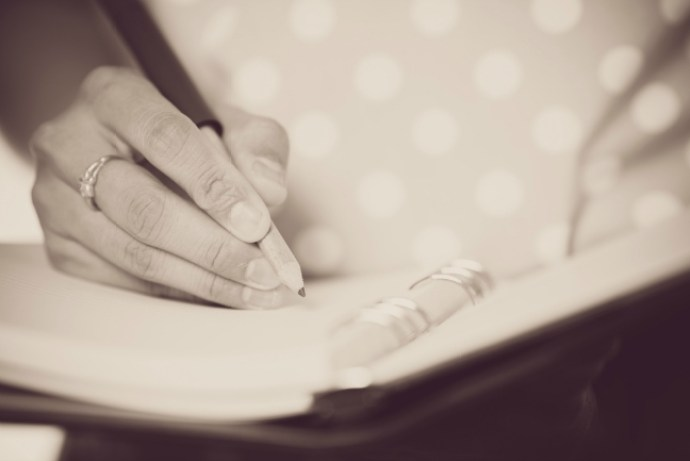 Writing as therapy in midlife