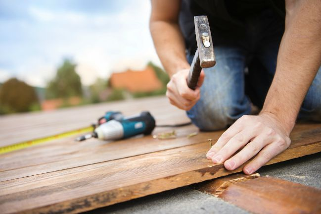 Is 50+ too old for do-it-yourself home improvements?