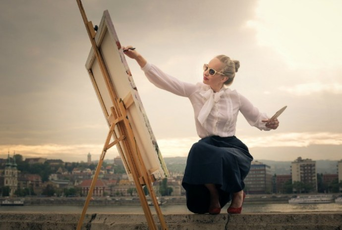 Reinventing yourself in midlife