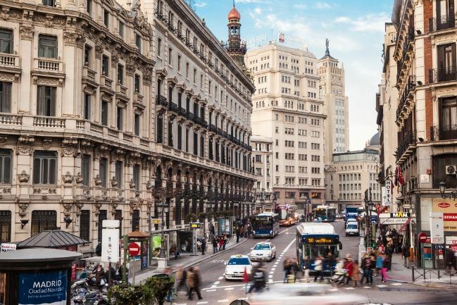 Madrid, vista por alguien que vive en la ciudad