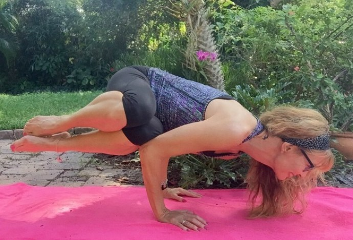 My yoga journey in my fifties