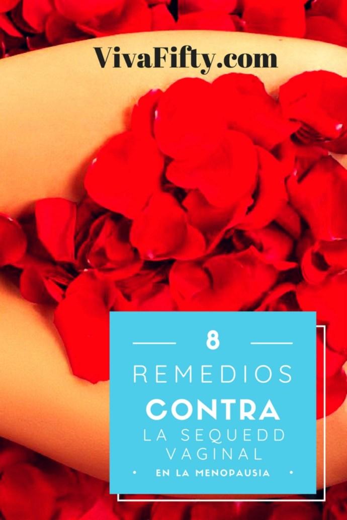 8 Remedios contra la sequedad vaginal en la menopausia