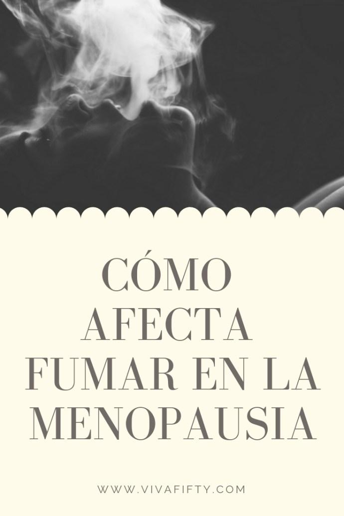El tabaquismo a cualquier edad es perjudicial para la salud, eso ya lo sabemos. Pero estos efectos negativos se acentúan a medida que pasan los años. Si ya rebasaste los 40 años y te acercas a la menopausia, o si ya estás en esta etapa, hay una serie de efectos del cigarrillo especialmente perjudiciales para tu salud. #salud #menopausia