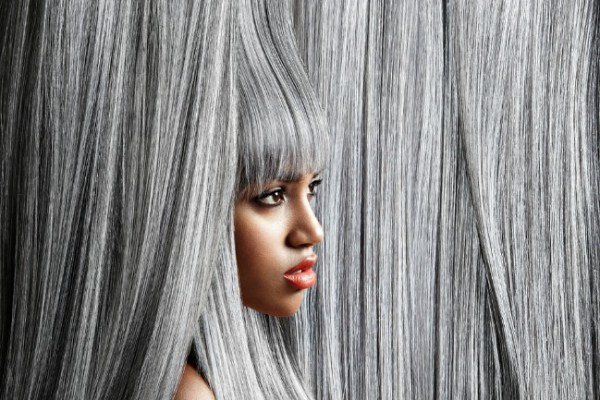 4 Tips to take care of your gray or white hair