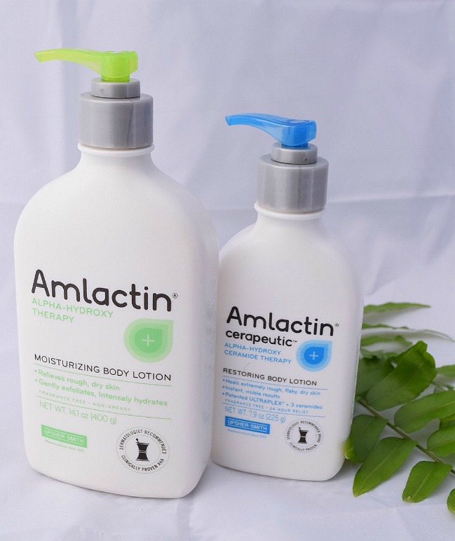 Amlactin products