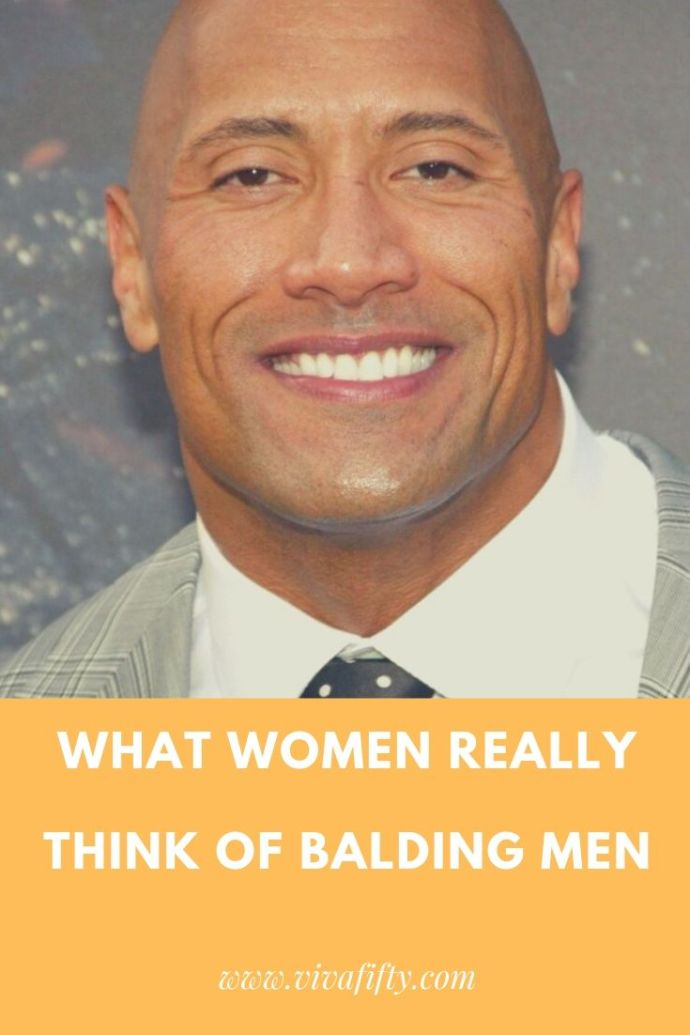 Balding men are perhaps more concerned about their hair or lack thereof than the women who love them. Find out what women really think about a bald head.